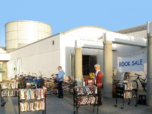Book Sale at the Pacific Beach/Taylor Branch Library
